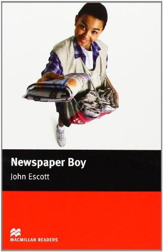 9781405072458: Newspaper Boy (Macmillan Reader)