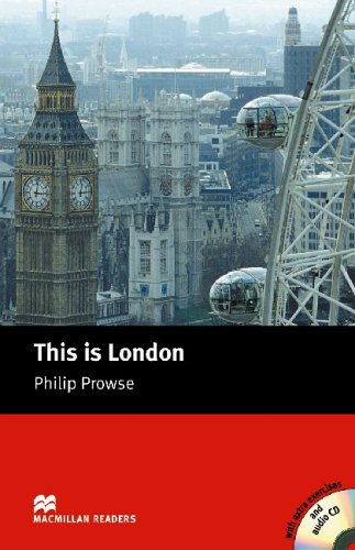9781405072526: This Is London (Macmillan Heinemann ELT Simplified Guided Readers: Beginner's Level)