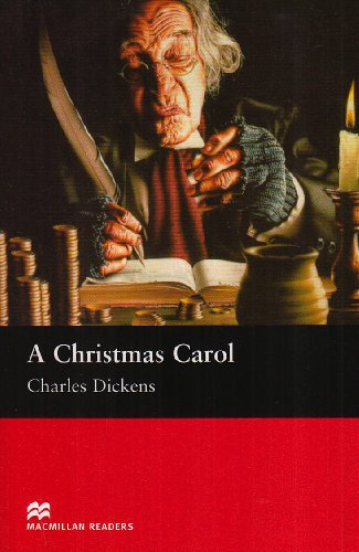 9781405072588: MR (E) Christmas Carol, A: Elementary (Macmillan Readers 2005)