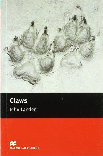 9781405072595: Claws (Macmillan Reader)
