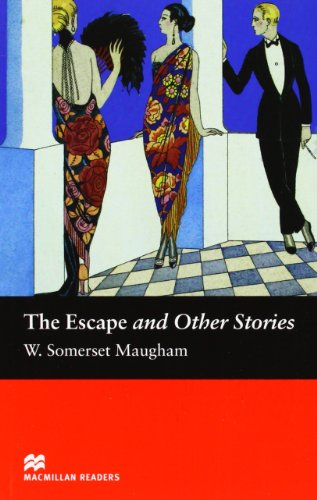 9781405072663: The Escape and Other Stories (Macmillan Reader)