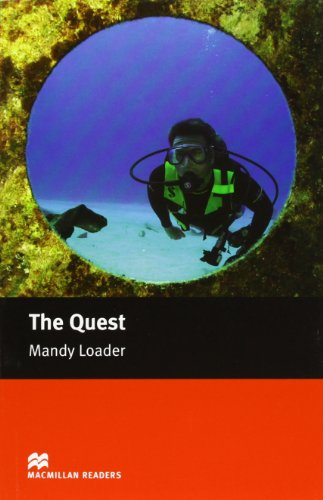 9781405072830: The Quest. Mandy Loader (MacMillan Readers. 3, Elementary Level)