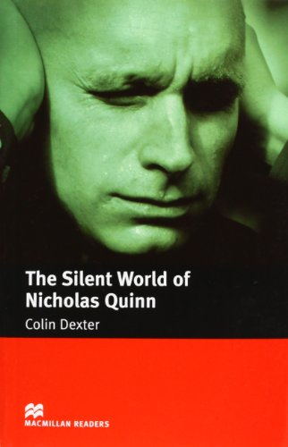 9781405073073: The Silent World of Nicholas Quinn (Macmillan Reader)