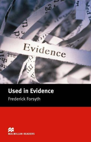 9781405073172: Used in Evidence - Intermediate (Macmillan Reader)