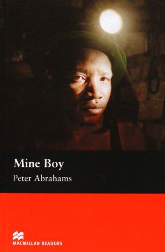 9781405073264: Mine Boy - Upper Intermediate (Macmillan Reader)