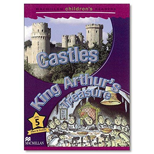 9781405074148: Macmillan Children's Readers: Level 5: Castles/King Arthur's Treasures