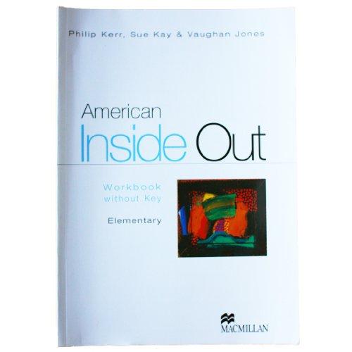 9781405074407: Amer Inside Out Ele Wb - Key Pk