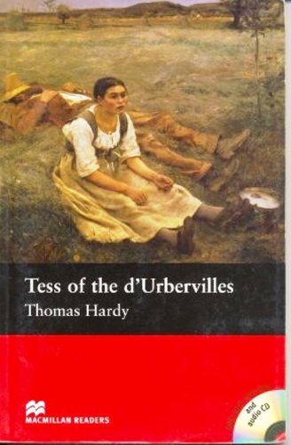 9781405074575: Tess of the D'Urbervilles - Book and Audio CD Pack - Intermediate (Macmillan Reader)