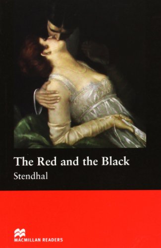 9781405074582: Macmillan Reader Level 5 The Red & the Black Intermediate Reader (B1+)