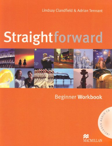 9781405075176: Straightforward Beginner: Workbook without Key Pack
