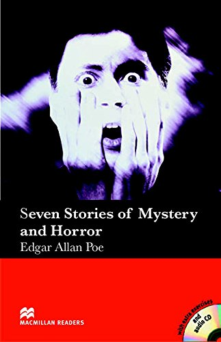 9781405075350: MR (E) Seven Stories Mystery and Horror: Elementary (Macmillan Readers 2005)
