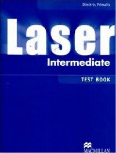 9781405075626: Laser Intermediate: Test Book
