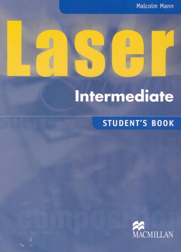 9781405075671: Laser Intermediate: Student's Book Pack (with Grammar Bank Booklet)