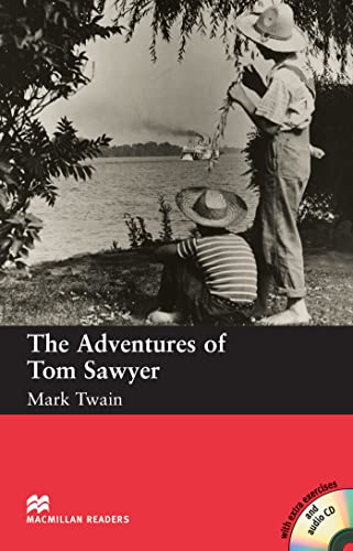 Adventures of Tom Sawyer, (The). (With Cd-Audio): Twain, Mark