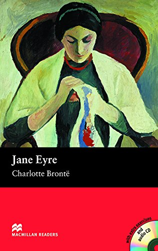 9781405076166: Jane Eyre - With Audio CD (Macmillan Reader)
