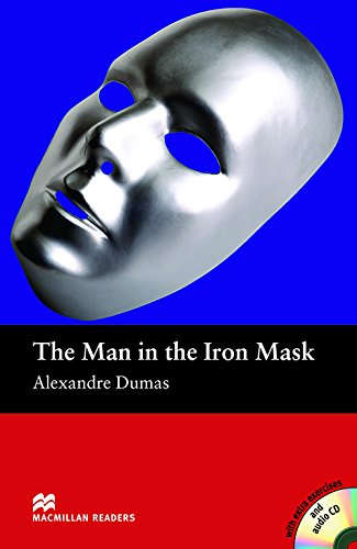9781405076241: MR (B) Man in the Iron Mask Pk: Beginner (Macmillan Readers 2005)