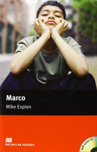 9781405076265: Marco. Mike Esplen (MacMillan Readers)