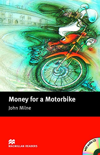 9781405076302: MR (B) Money For Motorbike Pack: Beginner (Macmillan Readers 2005)