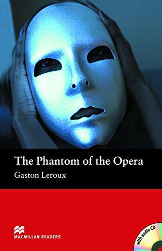 9781405076340: Phantom of the Opera Macmillan Beginner Reader Book & CD (Macmillan Reader)
