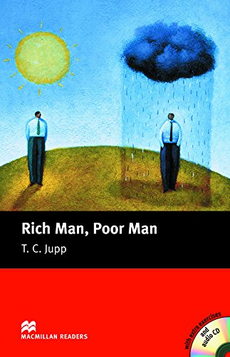 9781405076364: Rich Man, Poor Man Macmillan Beginner Reader & CD (Macmillan Reader)