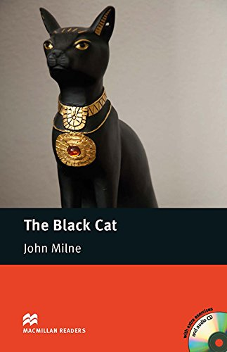 9781405076388: The Black Cat: Elementary (MacMillan Readers)