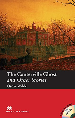9781405076401: The Canterville Ghost and Other Stories + CD - Elementary Reader (Macmillan Reader)