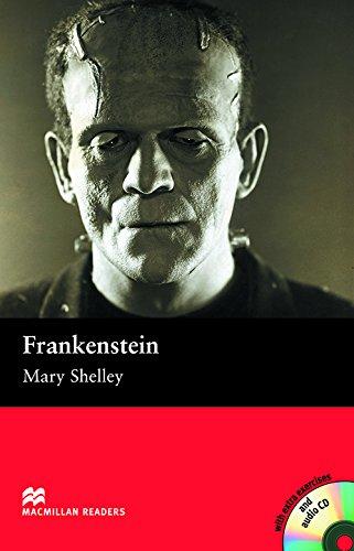 9781405076500: Frankenstein - With Audio CD (Macmillan Reader)