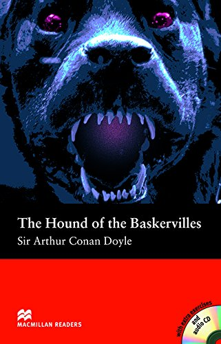 9781405076524: The Hound of the Baskervilles - With Audio CD (Macmillan Reader)