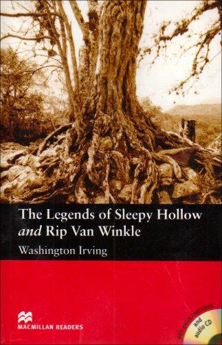 9781405076548: The Legends of Sleepy Hollow and Rip Van Winkle (Macmillan Reader)