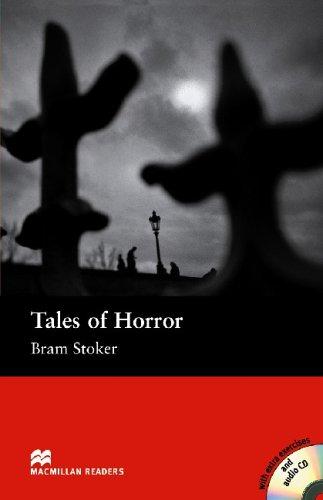 9781405076647: Tales of Horror: Elementary (Macmillan Readers)