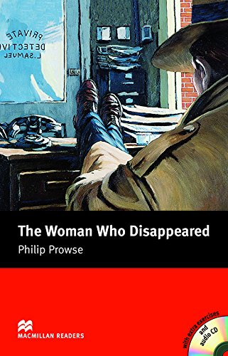 9781405076685: The The Woman Who Disappeared: The Woman Who Disappeared - Book and Audio CD Pack - Intermediate Intermediate (Macmillan Reader)