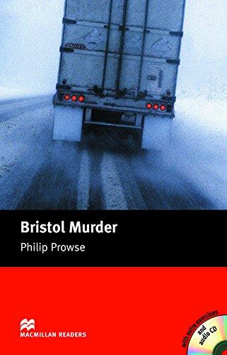 9781405076708: MR (I) Bristol Murder Pk: Intermediate (Macmillan Readers 2005)