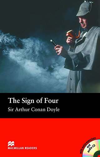 9781405076784: The Sign of Four - Book and Audio CD