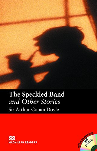 9781405076807: The Speckled Band and Other Stories - Book and Audio CD (Macmillan Reader)