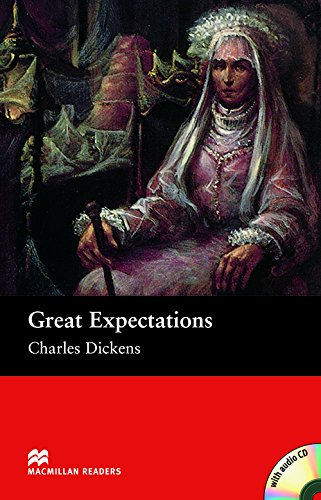 9781405076821: MR (U) Great Expectations Pk: Upper (Macmillan Readers 2005)