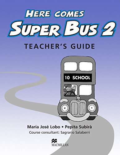 9781405076883: Here Comes Super Bus 2 TB Swiss
