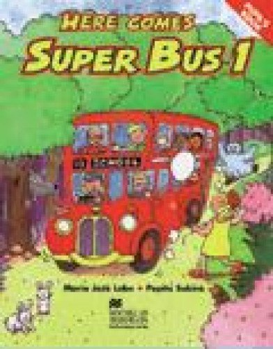 9781405076913: Here Comes Super Bus 1 Activity Book Swiss Edition