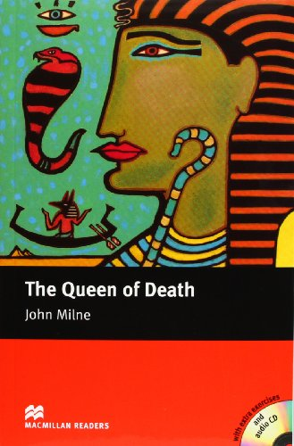9781405077071: The Queen of Death - Book and Audio CD (Macmillan Reader)