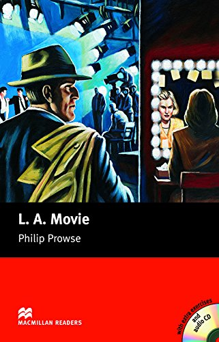 9781405077118: L A Movie - Book and Audio CD Pack - Upper (Macmillan Reader)