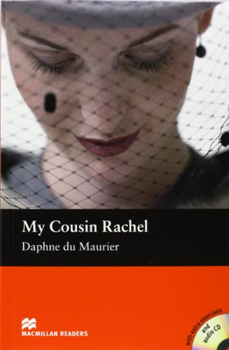 9781405077156: My Cousin Rachel - Book and Audio CD Pack - Intermediate (Macmillan Reader)