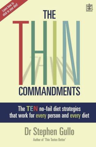9781405077538: The Thin Commandments