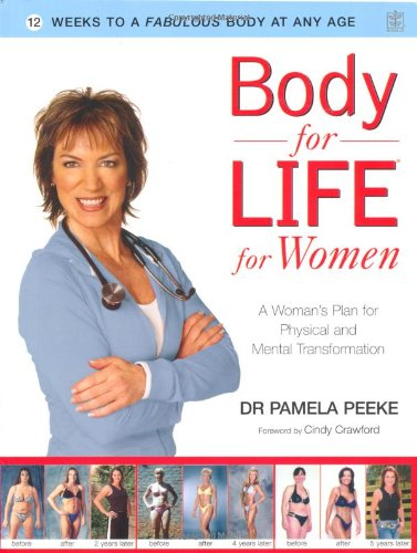 9781405077620: Body for Life for Women: 12 Weeks to a Firm, Fit, Fabulous Body at Any Age