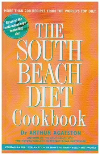 9781405077729: South Beach Diet Cookbook