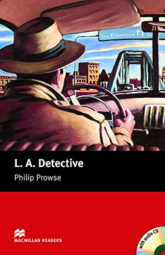 9781405077903: MR (S) L.A. Detective Pack: Starter (Macmillan Readers 2005)