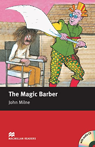 9781405077934: The Magic Barber - With Audio CD (Macmillan Reader)