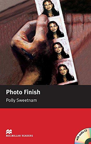 9781405077941: Photo Finish - With Audio CD (Macmillan Reader)