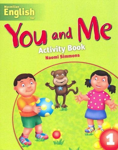 9781405079457: You and Me 1 Activity Book