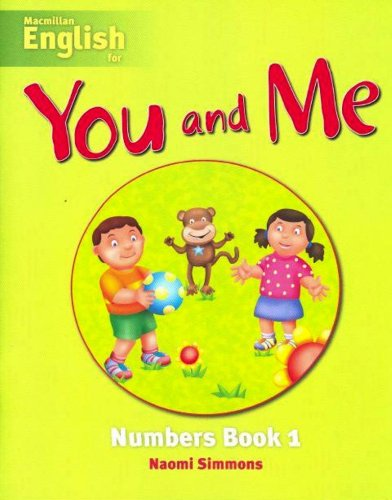 9781405079464: You and Me: 1: Numbers Book 1