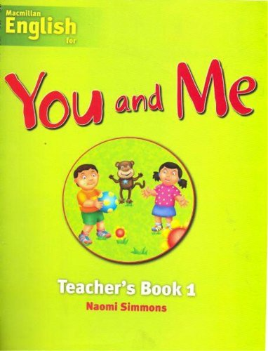 9781405079471: You and Me: You and Me 1 Teacher's Book 1