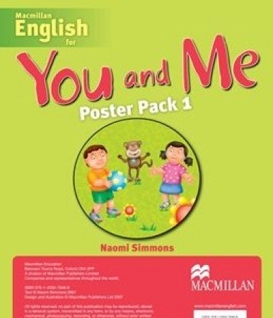 9781405079488: You and Me Poster Pack Level 1